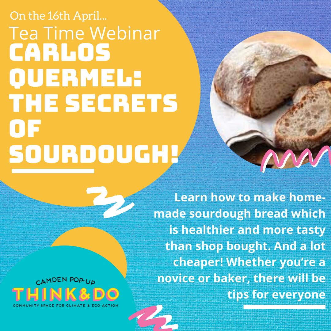 April 16: Secrets of Sourdough