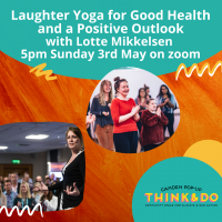 May 3: Laughter Yoga