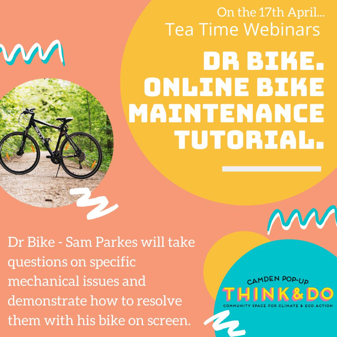 April 17: Bike Maintenance