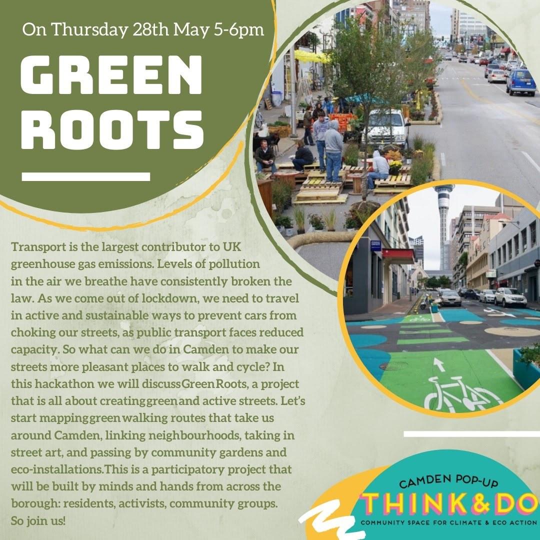May 28: Green Roots