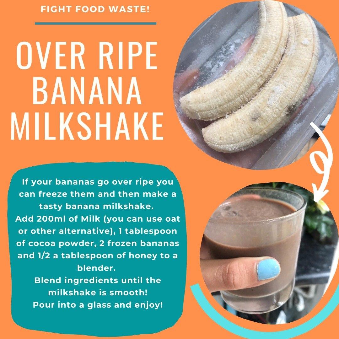 May 30: Banana Milkshake