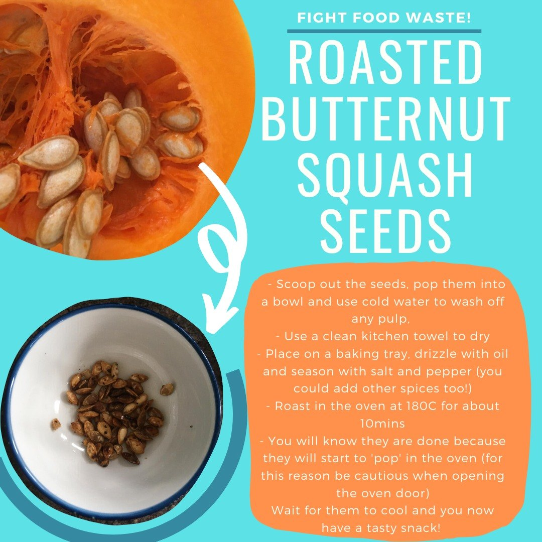 May 30: Butternut Squash Seeds