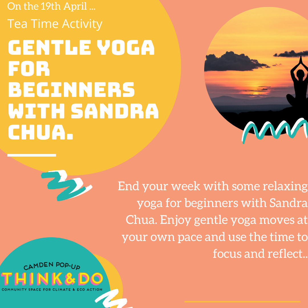 April 19: Yoga