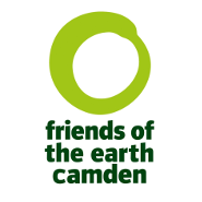 Logo for Friends of the Earth Camden