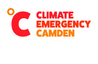 Logo for Climate Emergency Camden