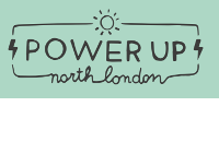 Logo for Power Up North London