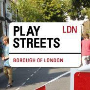 Logo for Play Streets