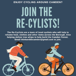 Poster for the Re-Cyclists