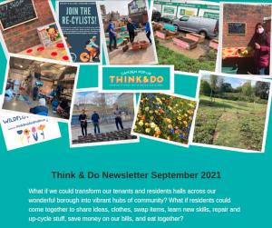 Think & Do Newsletter September 2021